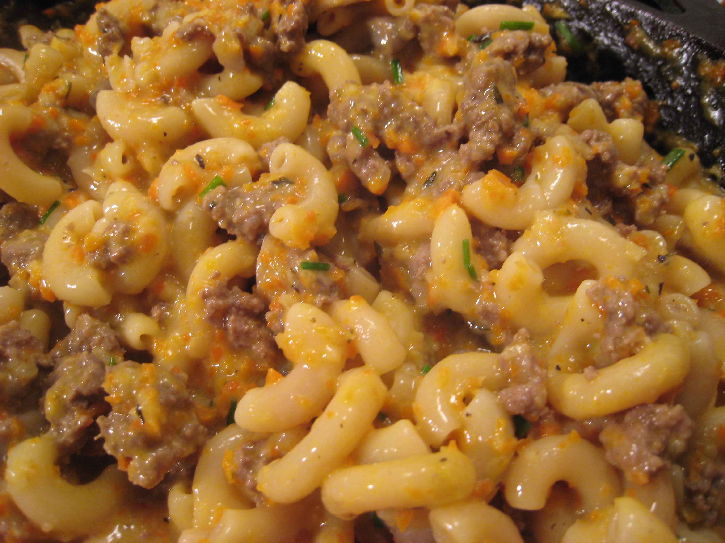 Hamburger And Macaroni Recipes — Dishmaps