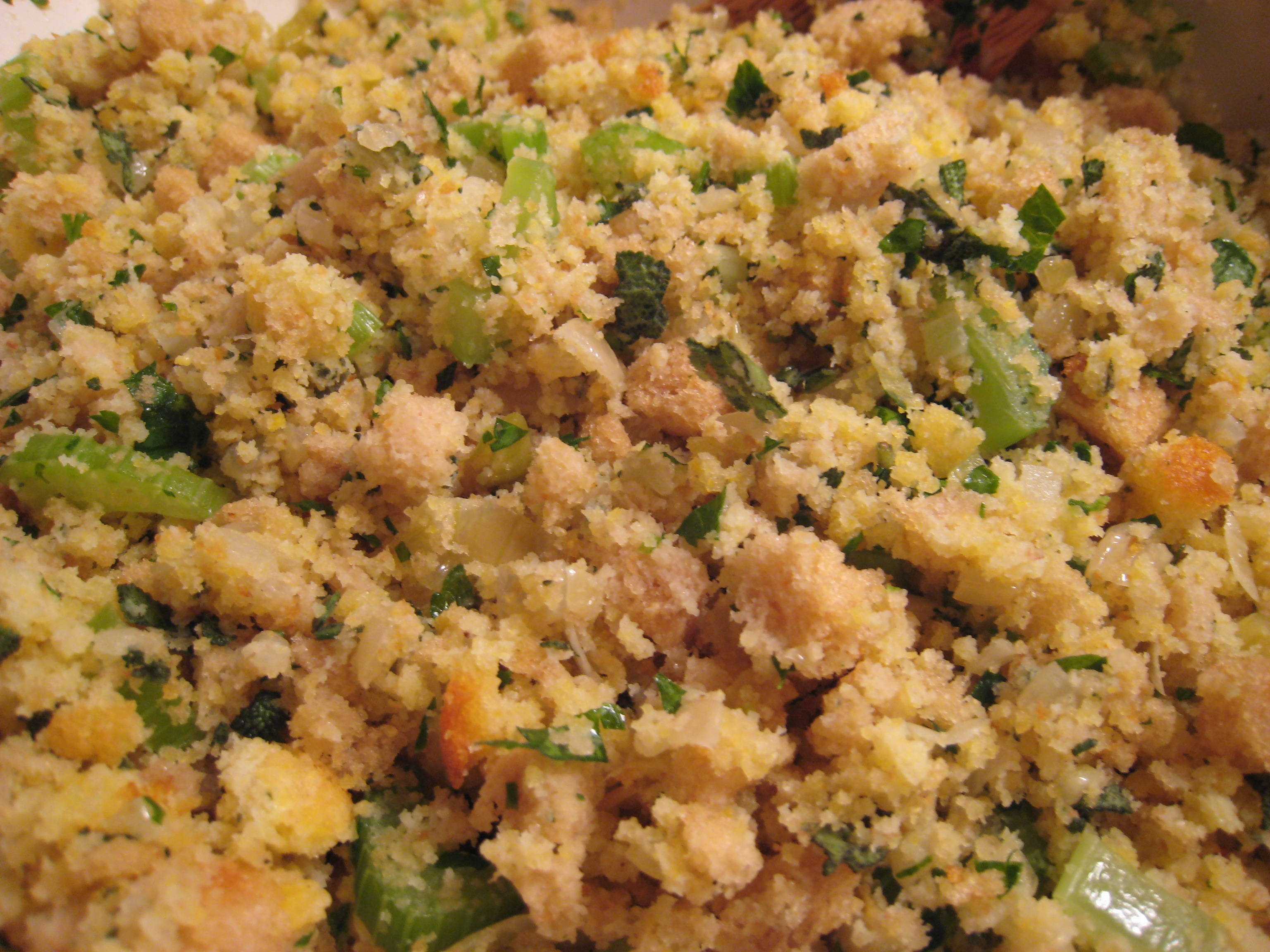 Sage Stuffing Recipe — Dishmaps