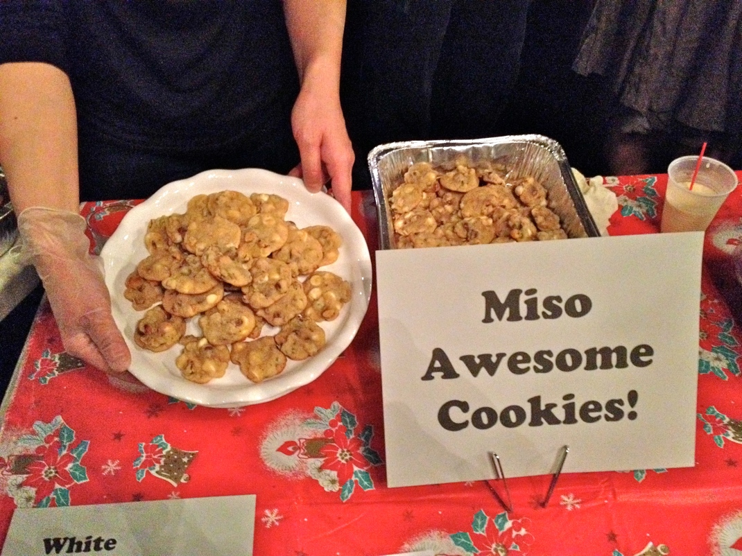 Who's so awesome? Miso Awesome!
