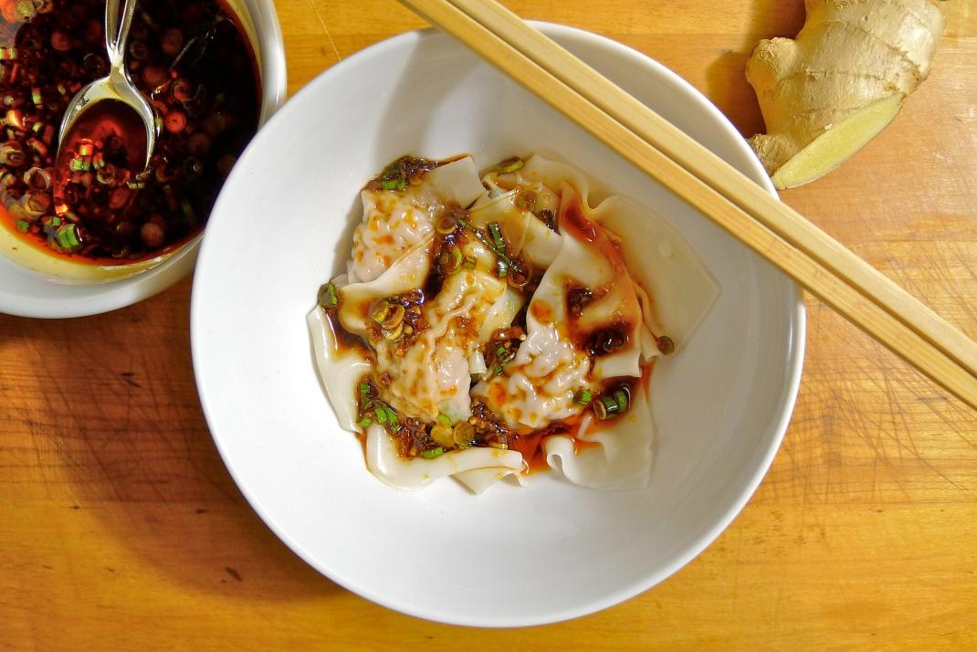 Plump dumplings rule!